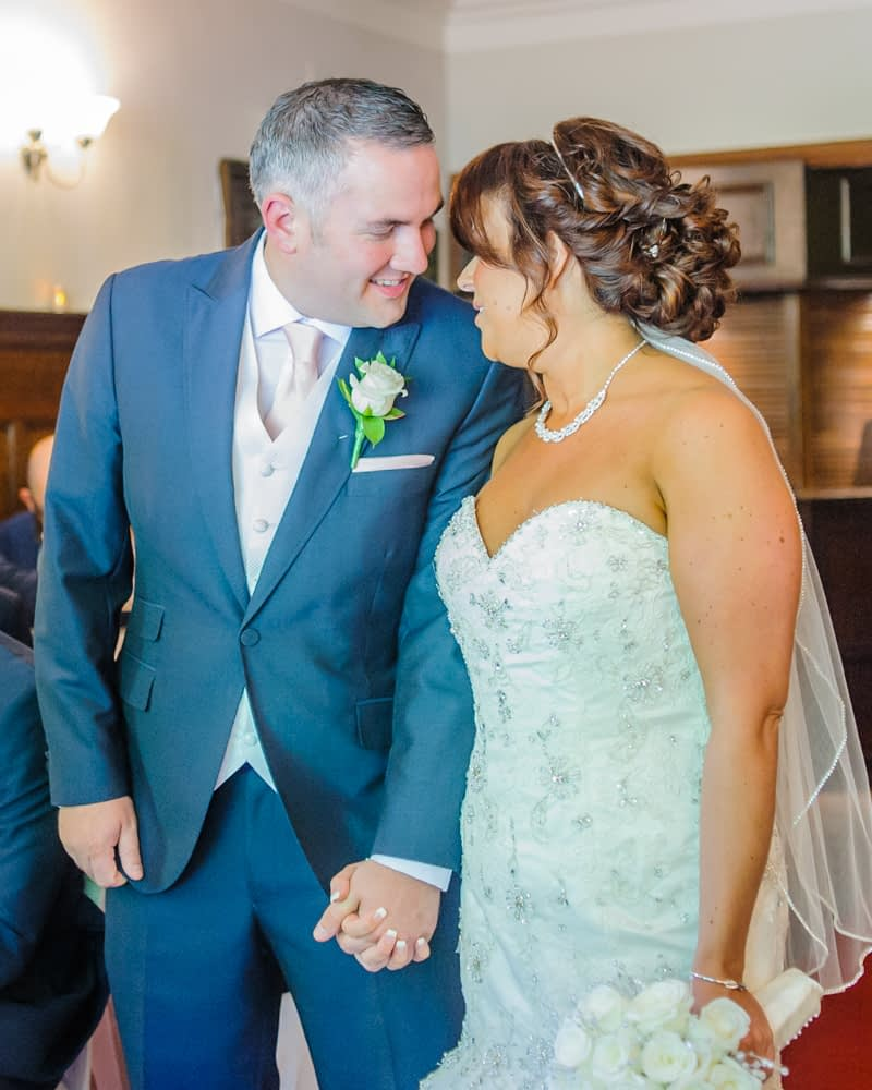 Ceremony moments, Whitley Hall weddings, Sheffield wedding photographers