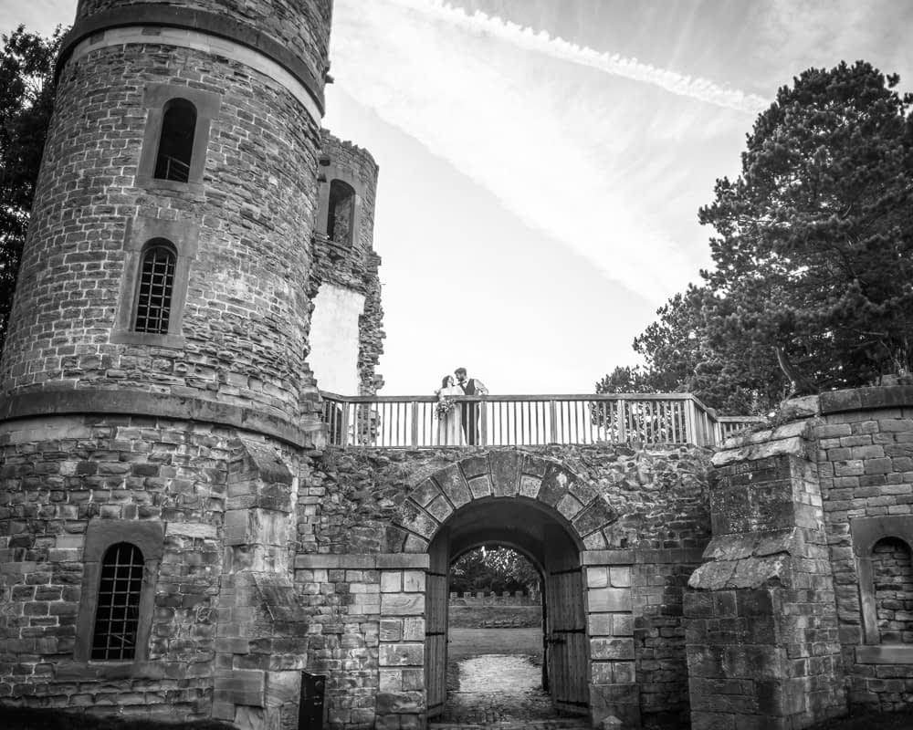 Staindrop Castle,  Wentworth Castle Garden wedding, Sheffield photographers