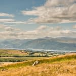 Views from Binsey to Bassenthwaite, Lake District photographers