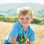 kids photography, Binsey Fell,