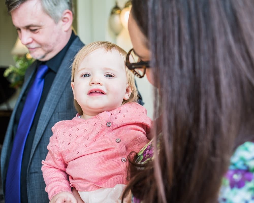 Winnie the cutest guest, Merewood Country Hotel Hotel weddings, Lake District