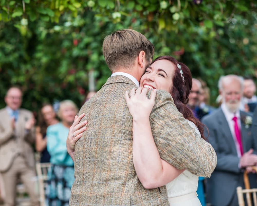 Hugs,  Wentworth Castle Garden wedding, Sheffield photographers