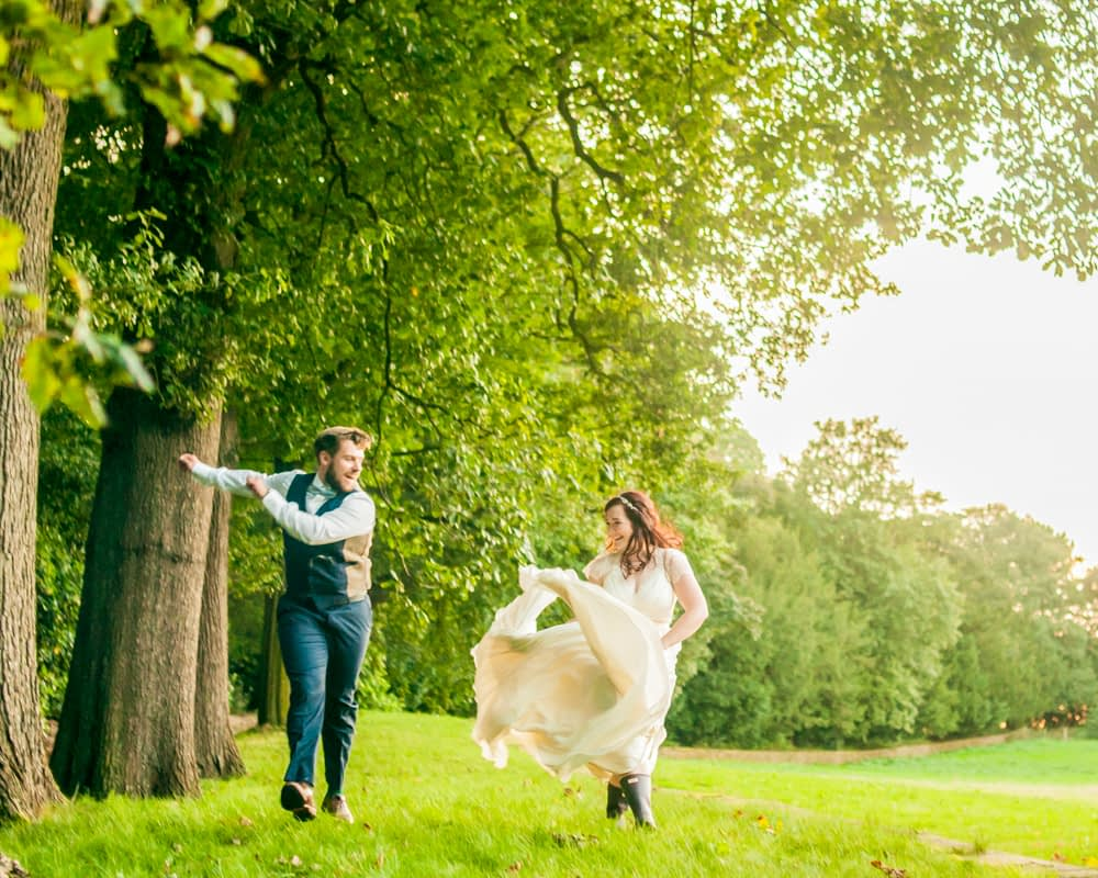 Dancing,  Wentworth Castle Garden wedding, Sheffield photographers