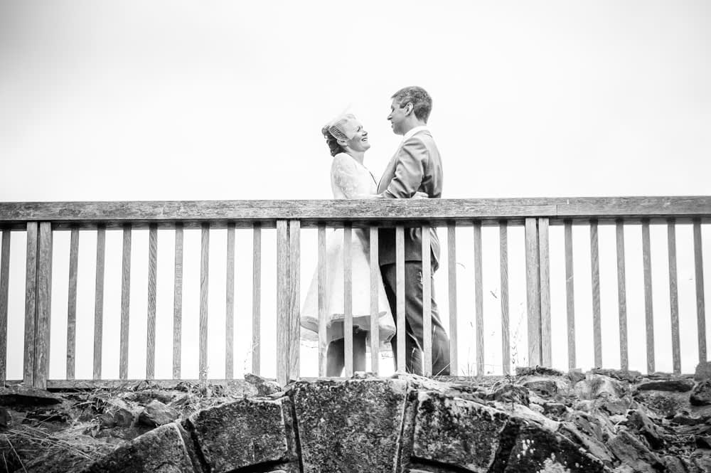 Wentworth Castle bride and groom, Lake District photographers