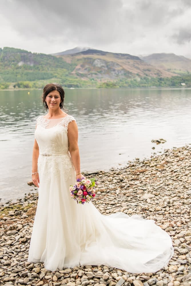 Gill, by Derwentwater, Lingholm wedding, Lake District