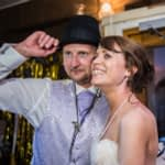 First dance at Wortley hall in Sheffield