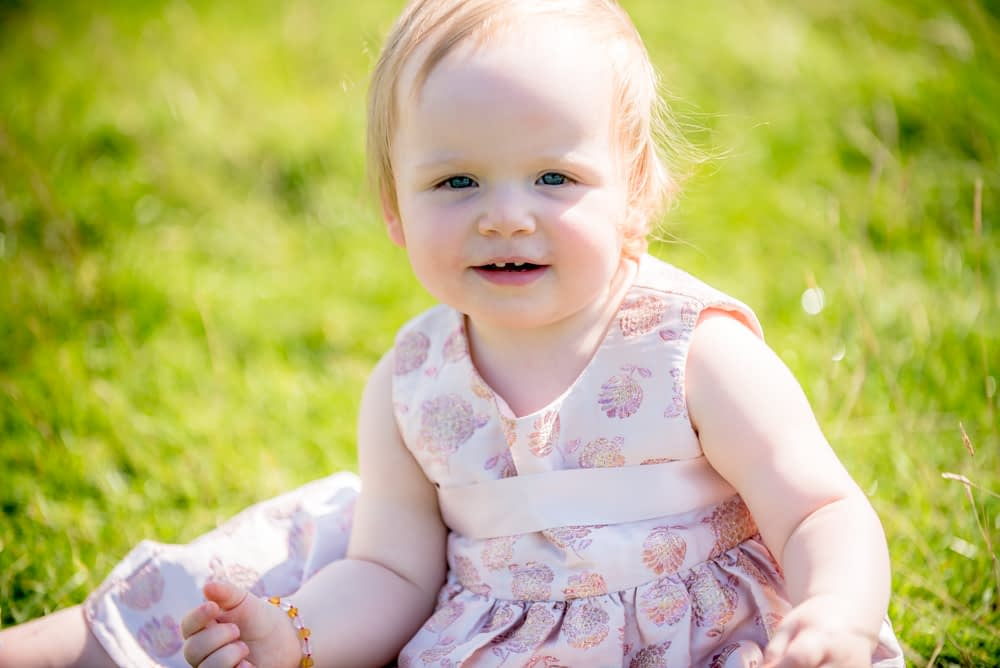 Baby photos, Derwentwater Rock the Dress, Lake District wedding photographer