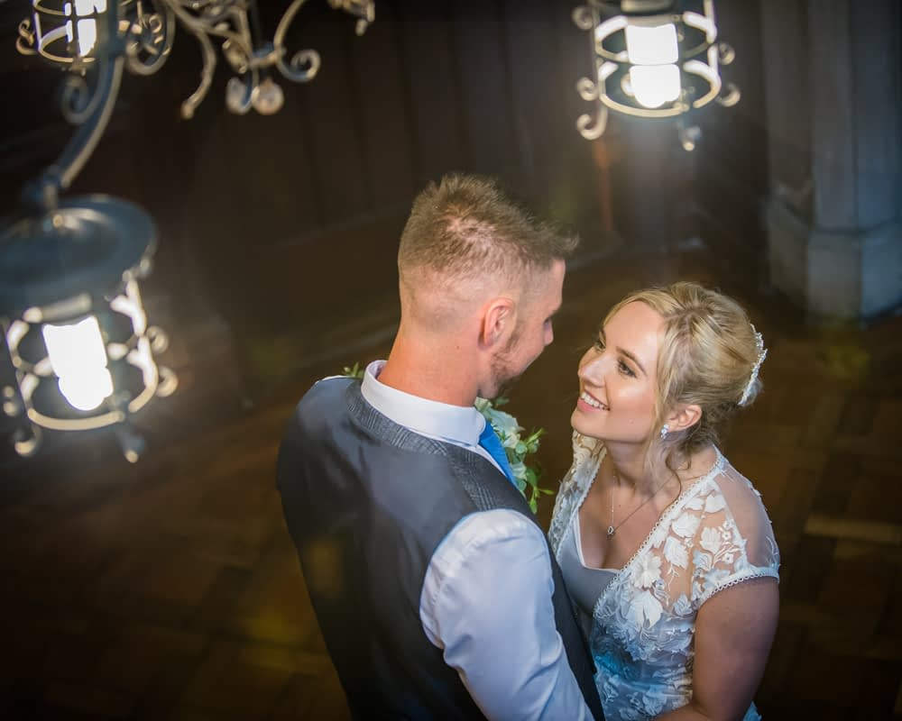 Under vintage light,  wedding photographers Carlisle register office elopement wedding Lake District