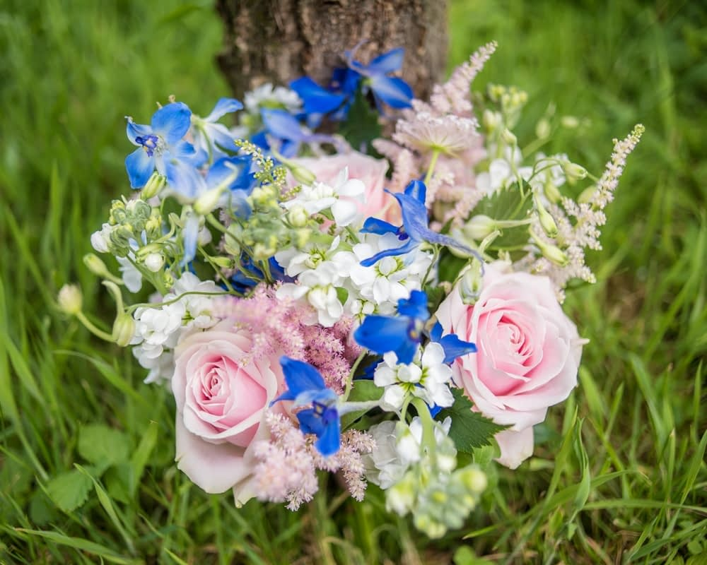 Wedding bouquet, Lake District weddings