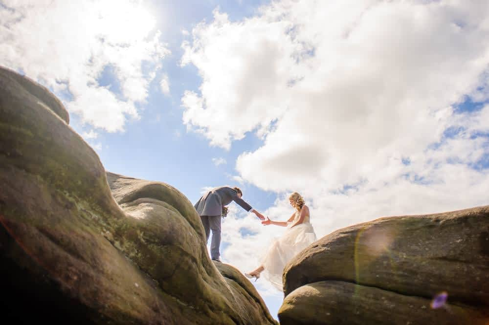 Lake District weddings, wedding photographer Lake District, cockermouth weddings