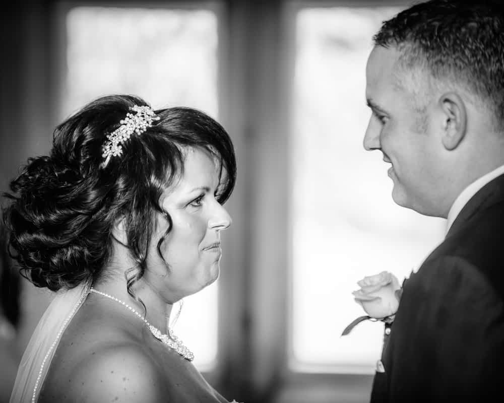 Vows, Whitley Hall weddings, Sheffield wedding photographers